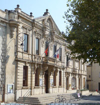 Photo de la façadde de la mairie